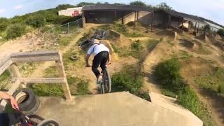 Corby Skatepark!! (adrenaline Alley)