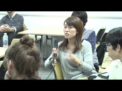 Kyoto university International Frontiers in Education and Research (C) 2015 - Discussion Day 1 03