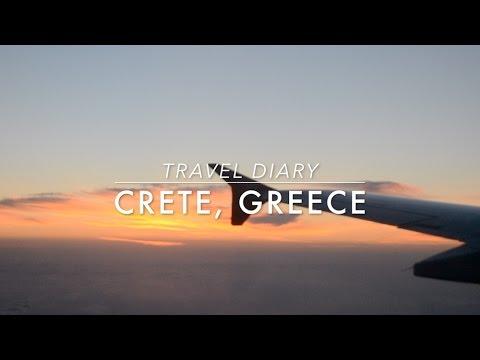 Crete Travel Diary 2017