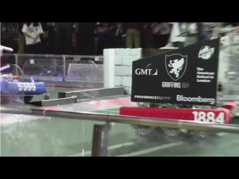 NYC FIRST Regional Robotics Competition 2016