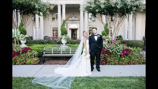Atlanta Biltmore Hotel Wedding Teaser Film