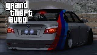 BMW M5 | GTA SAN ANDREAS !