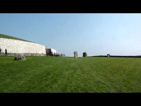 Newgrange Prehistoric Tomb, Ireland