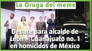 Guanajuato: Estado No. 1 En Homicidios Debate Para Alcalde De León