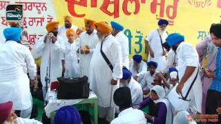 KISHANPUR KALAN (Moga) NAGAR  KIRTAN ( Barsi of Baba Visakha Singh Ji - 2014 || HD || Part 2nd.