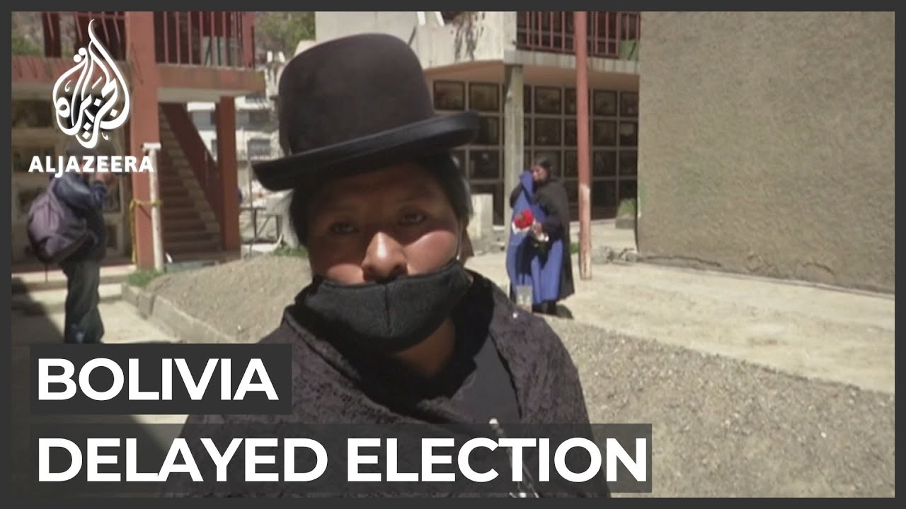 Bolivia election: Calls for free and fair vote on Sunday
