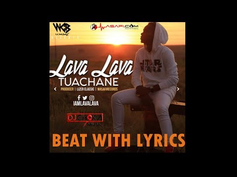 LAVALAVA - TUACHANE (Official Karaoke Instrumental/Beat) With Lyrics