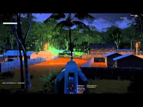 Rhodesian Bush War Night OP