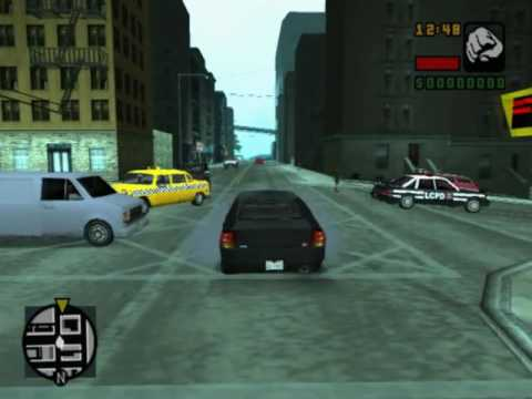 Sony PS2 ►  Grand Theft Auto - Liberty City Stories