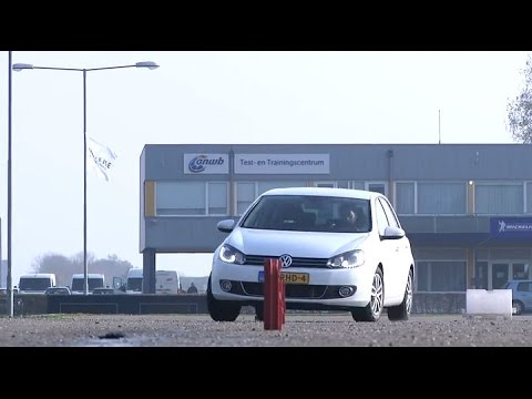 VW Golf 6 autotest - ANWB Auto