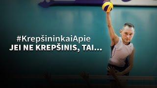 #KrepšininkaiApie. Jei ne krepšinis, tai...