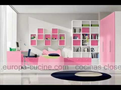 Decoracion de habitaciones infantiles ideas de dormitorios - Ideas decoracion dormitorios ...