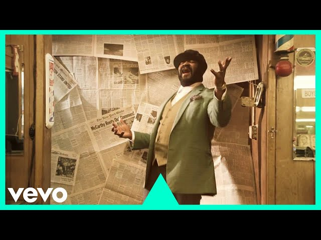 Gregory Porter – Don't Lose Your Steam – Fred Falke Remix (Official Video)