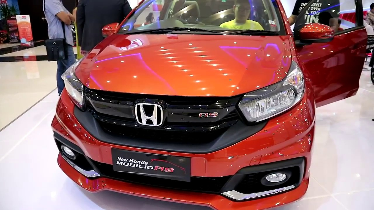 new honda mobilio rs 2017 exterior and interior youtube