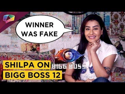 Shilpa Shinde UNHAPPY With Bigg Boss 12   Calls Jodi's Fake   Exclusive