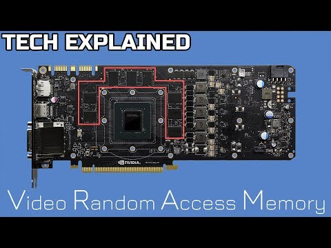 What is VRAM and why is it different from RAM?
