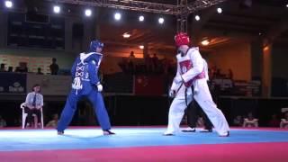 World Cup Taekwondo WTF Team Championships 2012_Iran- Korea