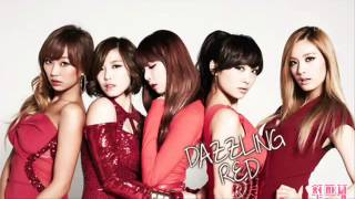 [AUDIO] Dazzling Red (HyunA, Nana, Hyorin, Hyosung, Nicole) - This Person (MP3 download link)