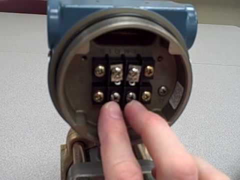 Rosemount 1151GP smart pressure transmitter  YouTube