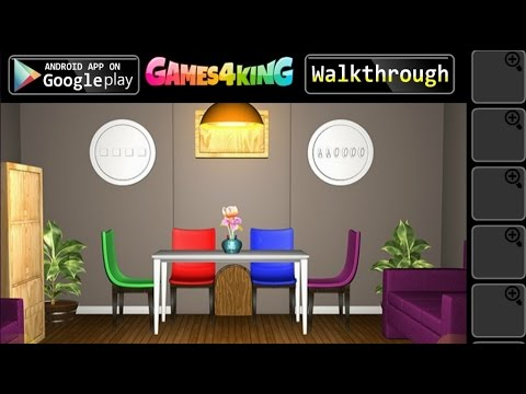 G4K Living Room Escape Walkthrough Games4King