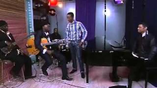 Jimmy Dludlu Performs Live on eXpresso Breakfast Show