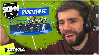 Can We Win Back To Back Promotions with Sidemen FC? (Football Manager 2019)