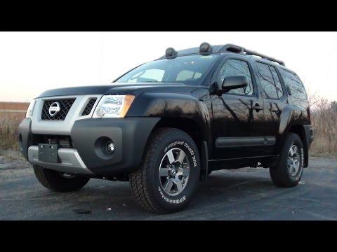 MVS - 2011 Nissan Xterra PRO-4X