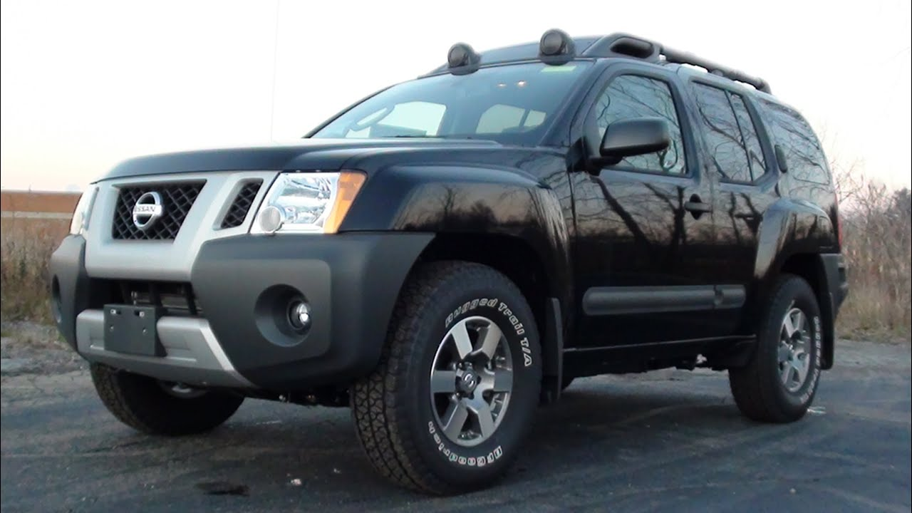 Pro 4x Custome 2015 Xterra Nissan