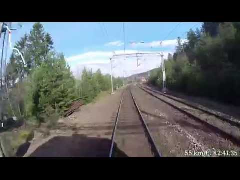 Bratsbergbanen: Porsgrunn - Notodden