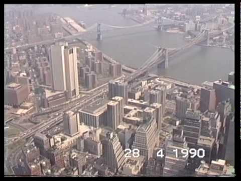 Twin Towers Wtc 1990 Youtube