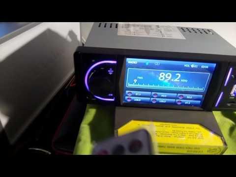 Autoradio Llamar 5088 bluetooth mp3 mp4 mp5 lcd 4,1 polegadas igogo.es