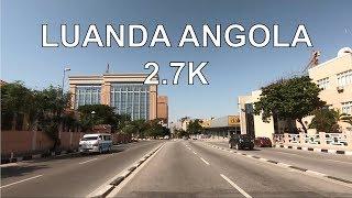 Driving in Luanda - Angola 2.7K