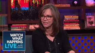 Sally Field Dishes On Neighbor Andy Cohen | WWHL