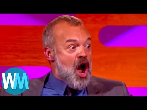 Top 10 Most Memorable Graham Norton Show Moments