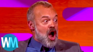connectYoutube - Top 10 Most Memorable Graham Norton Show Moments