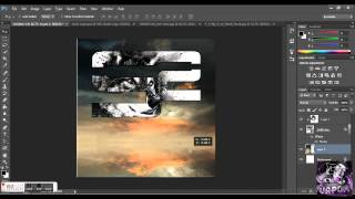How To Make A Simple And Easy Logo Photoshop Soar Dare ...