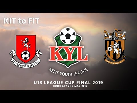 Kit to Fit U18 League Cup Final 2019 - YouTube
