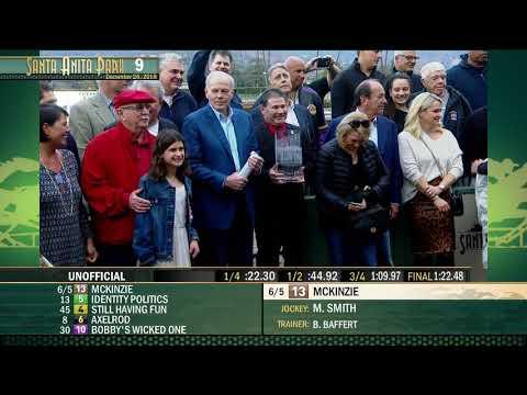 Malibu Stakes (Grade I) - December 26, 2018