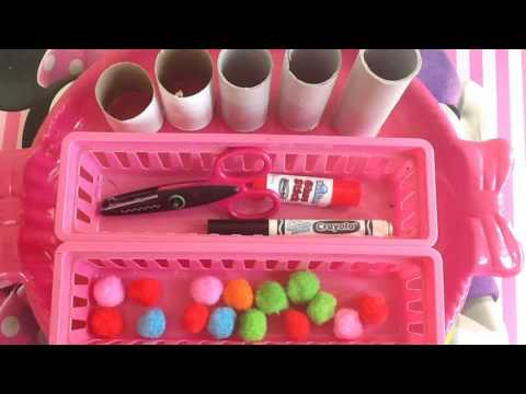 Toddlers Crafts Amp Activities Learning Colors Amp Counting