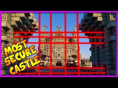 MOST SECURE / SECRET CASTLE BASE VS MOST SECURE / SECRET CASTLE BASE CHALLENGE!
