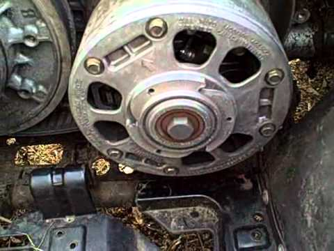 Kawasaki Prarie KV400F ATV Repair Project Part 4 YouTube – Kawasaki Prairie 400 Engine Wiring