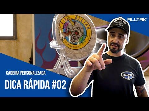 DICA RÁPIDA #02 | CADEIRAS PERSONALIZADAS