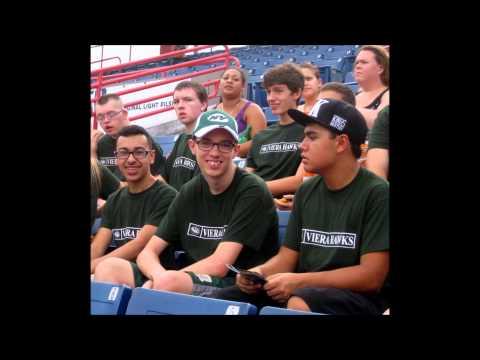 Viera Hawks at the Baseball Game