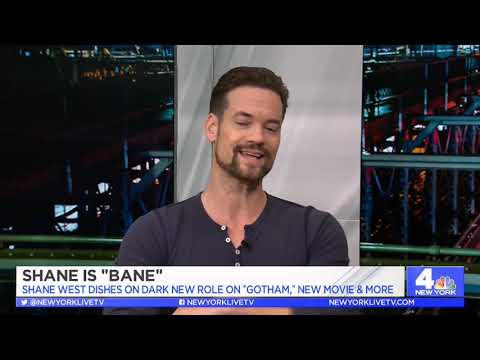 'A Walk to Remember' Star Shane West Talks 'Gotham' on New York Live