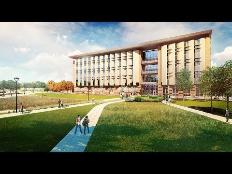 CU Aerospace Building Visualization