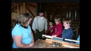 Woodworking Hands-on @ Ross Farm Museum