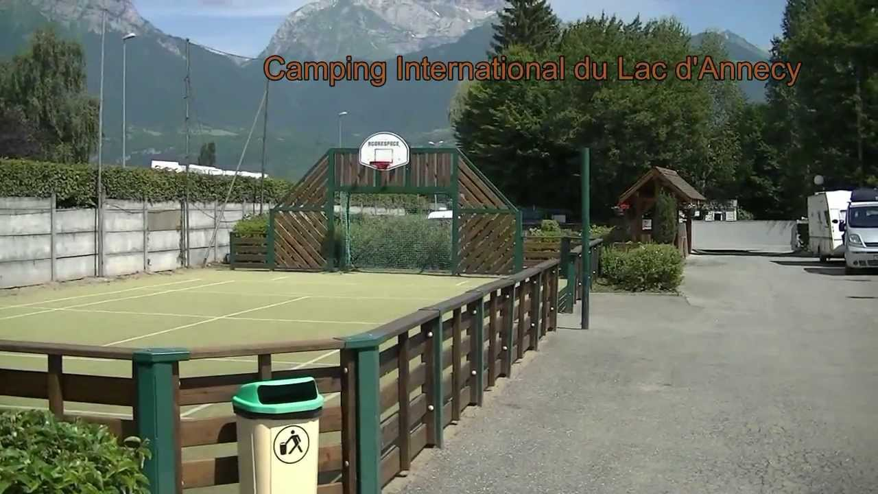 Camping international lac d 39 annecy youtube - Camping lac d annecy avec piscine ...