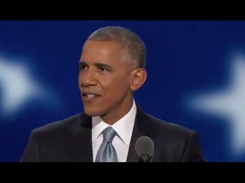 FULL: 4 More Years? President Obama speaks at the 2016 Democratic National Convention