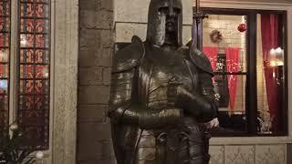 Средневековый замок м Братиславская 7января 2020г