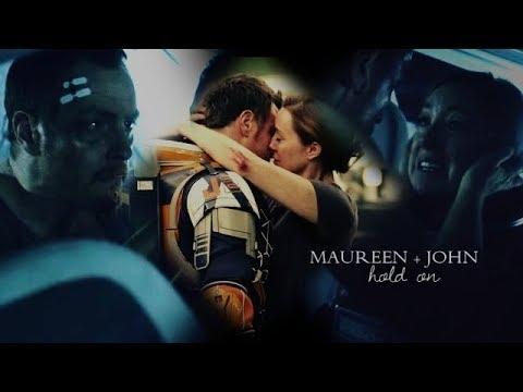 Maureen + John || hold on, I still want you